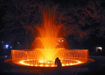 Fontana Parcul Eroilor N°1