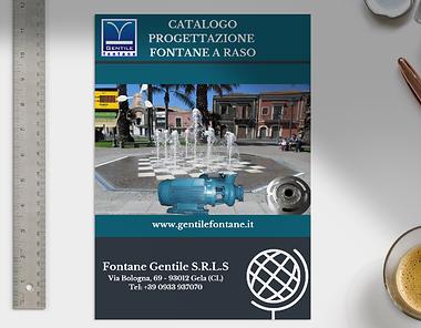 Progettazione fontane