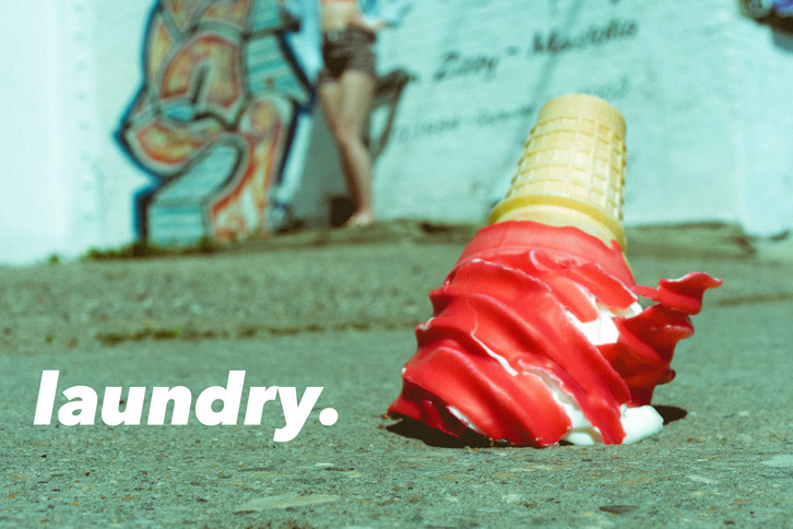 Laundry Title Card
