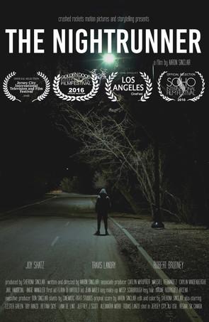 The Nightrunner Film Poster