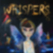Michael Clark music Whispers ep