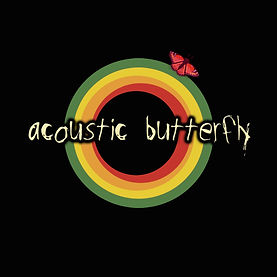 acoustic butterfly new music scotland album cover