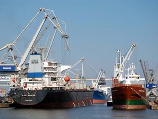 El tráfico marítimo de mercancías bate otro récord entre enero y mayo