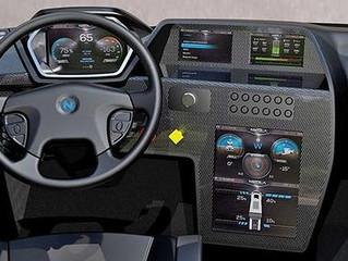 Así serán los camiones eléctricos del futuro