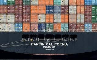 Los fletes marítimos se disparan en el Transpacifico por la caída de Hanjin Shipping