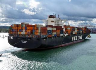 Tres grandes navieras de Japón unirán operaciones de contenedores