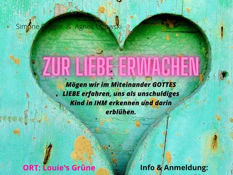 HAMBURG! Zur Liebe erwachen! Workshop, Sa./So.12.-13.-06. mit Simone & Agnes