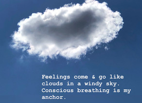 """Conscious Breathing Is My Anchor"""