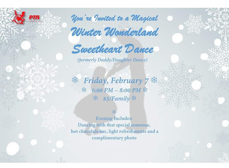 Sweetheart Dance is soon!