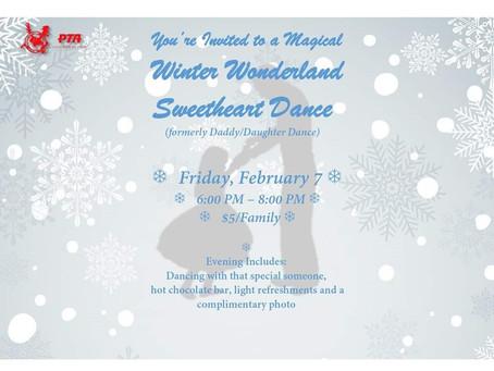 Sweetheart Dance is soon!