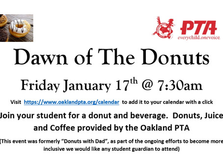 Dawn of the Donuts.  Help Needed!