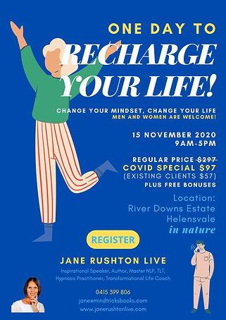 JR LIVE 15 NOV 2020 recharge your life.j