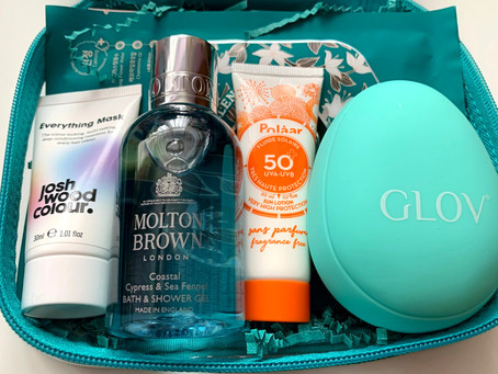 Battle of the beauty boxes: Lookfantastic v Glossybox | June 2020 | Daily with Dils