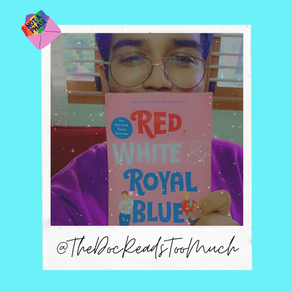 Thedocreadstoomuch || Red,White, and Royal Blue