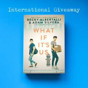 What if its us by Becky Alberalli & Adam Silvera