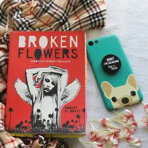 Broken Flowers by RM Drake