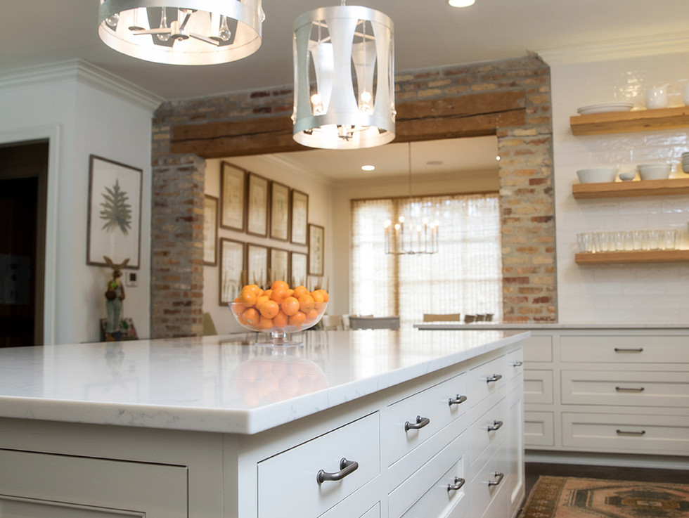 Modern Elemets Blend with Classic Acadia
