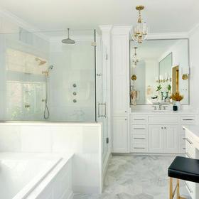 KBB: An Elegant and Simple Bathroom Design