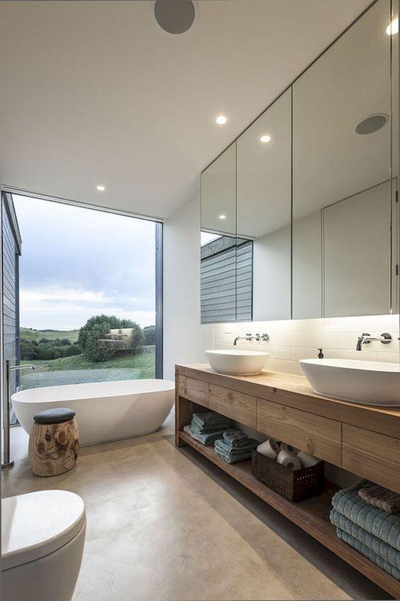 Gorgeous 75 Genius Bathroom Cabinet Storage Ideas https://crowdecor.com/75-genius-bathroom-cabinet-storage-ideas/