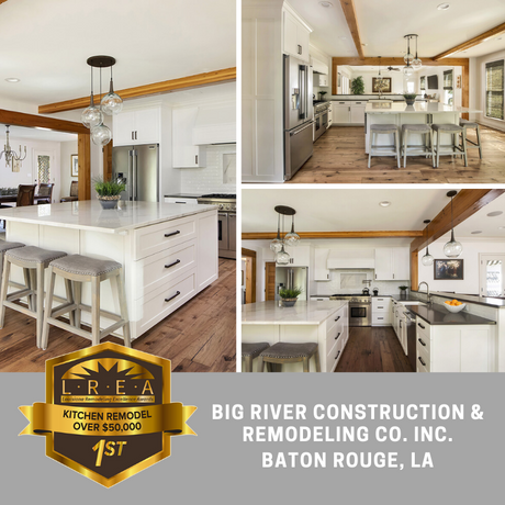 Remodel Spotlight: LREA Awards 1st Place