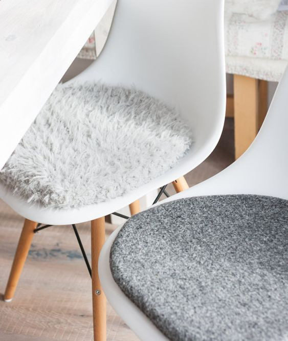 Cushions of Chair suitable for Eames Chair by PomponettiInterior