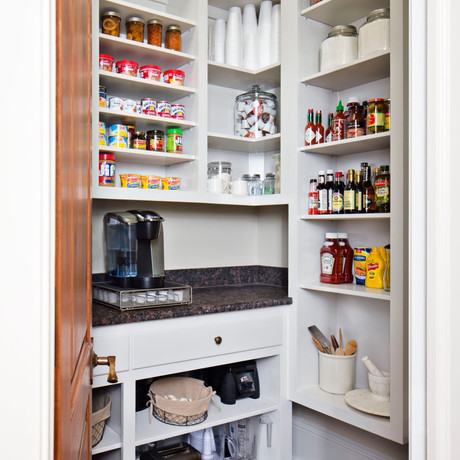 Designing Your Perfect Pantry