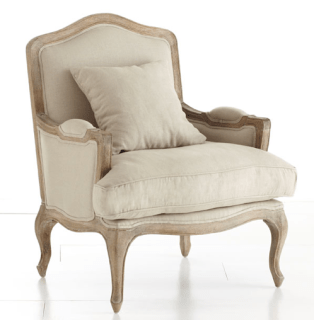 History Lesson: French Bergere Chairs
