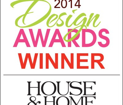 Ourso Designs wins House & Home Magazine 2014 Competition!