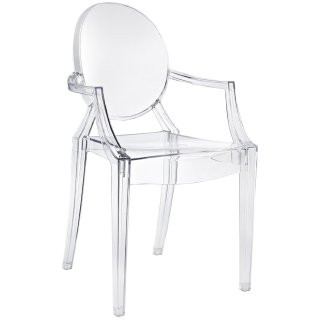 History Lesson: Louis Ghost Chair