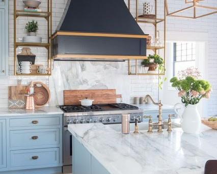 Kitchen Hoods: Make it a Venti