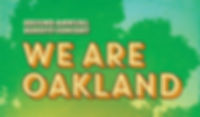 We Are Oakland, Concert