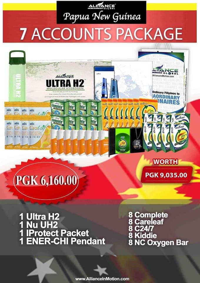 FREE ULTRA H2 MOLECULAR HYDROGEN WATER