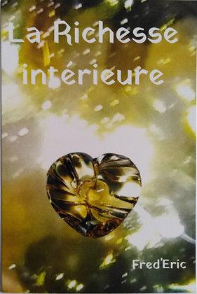 """Image format carte postale """"La Richesse Intérieure"""""""
