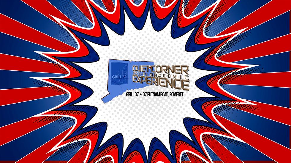 Grill 37 ComicCon Generic Logo with BG c