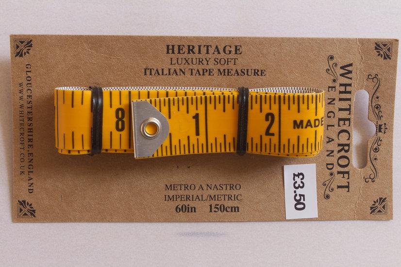 Italian Tape Measure