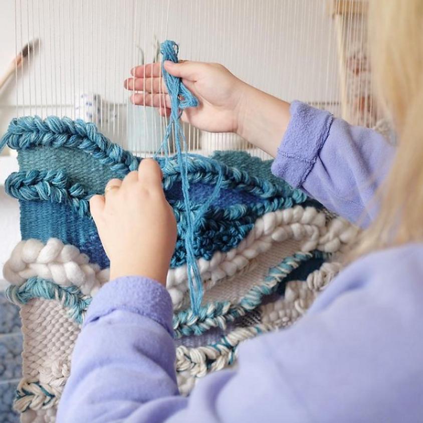 Weaving Workshop with Lucy Rowan, aka Peas and Needles