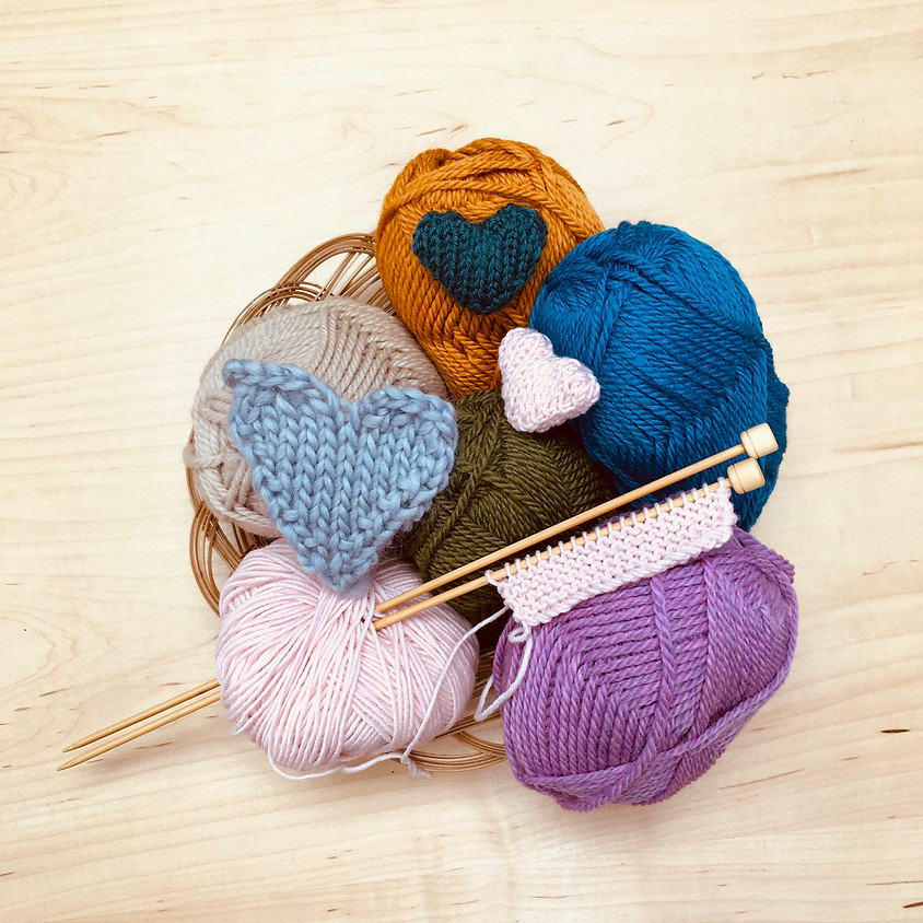 Knitting for Beginners with Rachael Kay