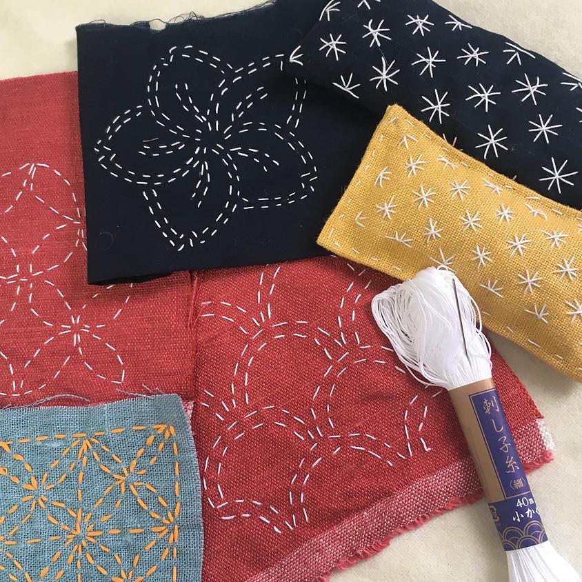 Introduction to Sashiko Embroidery