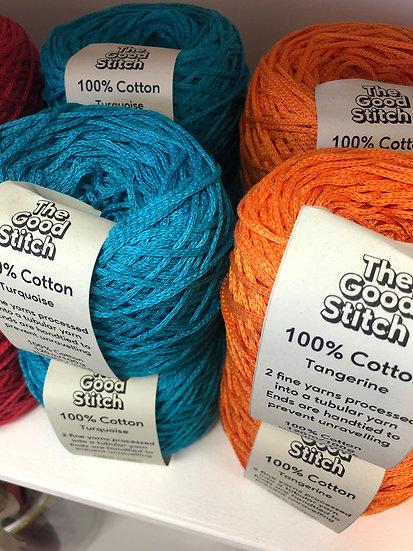 Tubular Cotton Yarn