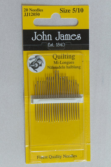 John James Quilting x20