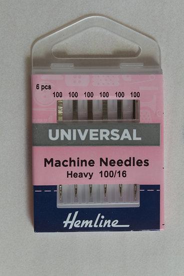 Universal 100 x 6 Mach Needles