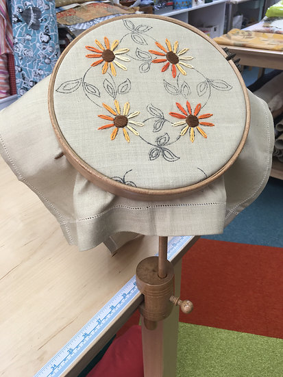 Table Clamp Embroidery Frame