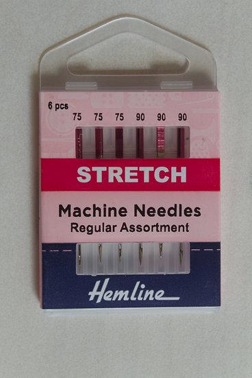 Stretch Asst x 6 Mach Needless