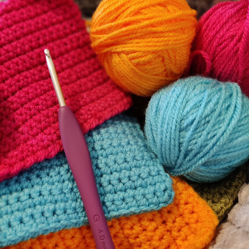 Crochet for Beginners with Jane Brooker aka Hot Off the Hook