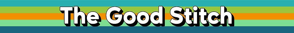 The Good Stitch Logo