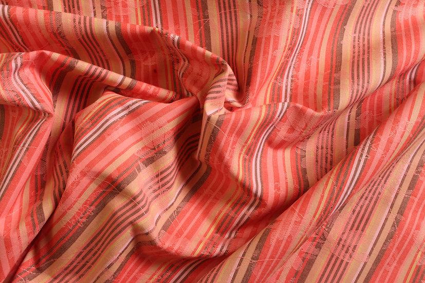 Summer Floral Stripes