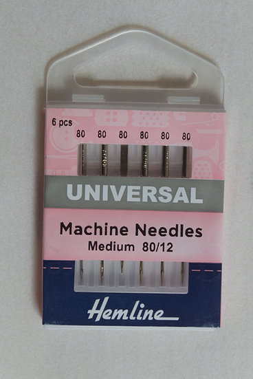 Universal 80 x 6 Mach Needles