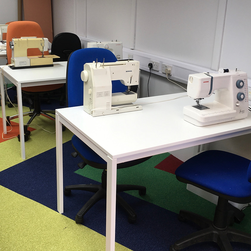 Introduction to Machine Sewing with Vicki Halliday