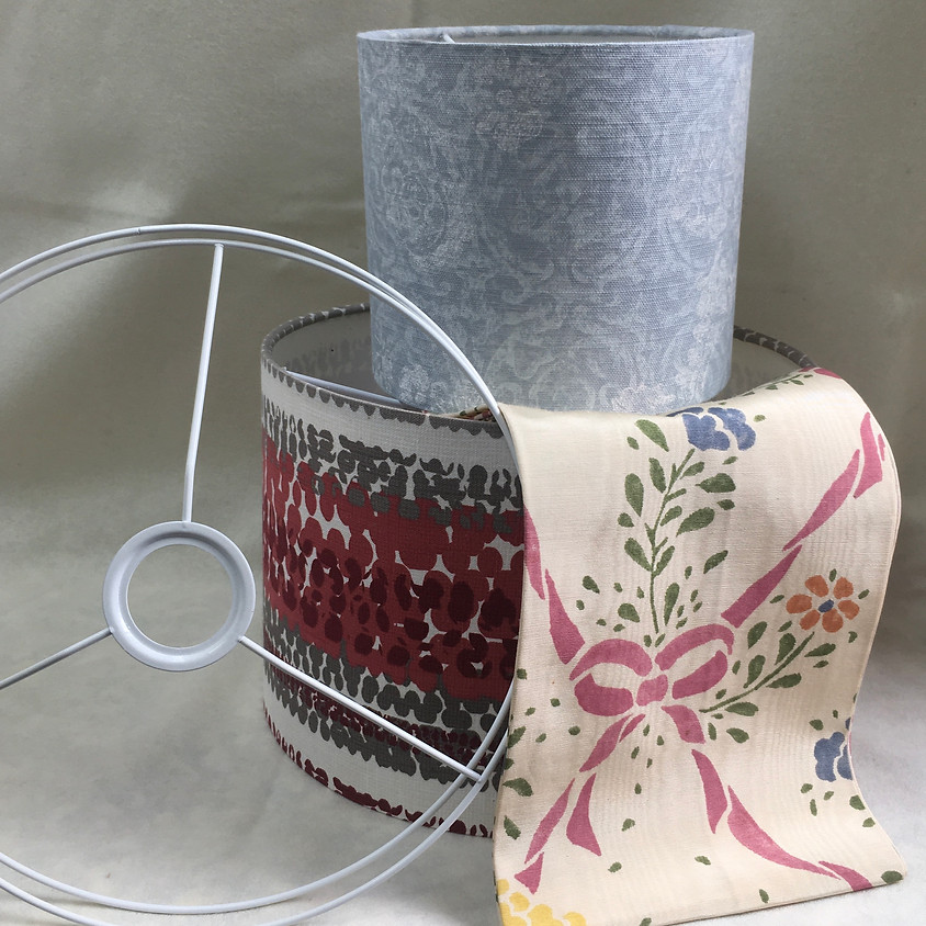 Lampshade Making with Liz Smith