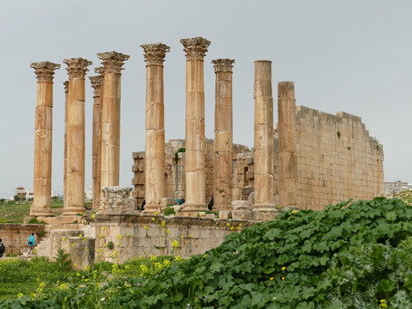 Temple of Artemis (Bible Study Delayed to Jan 27)